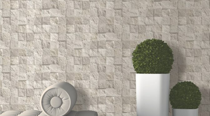 Stone Effect Natural Wallpaper with Direct Wallpapers