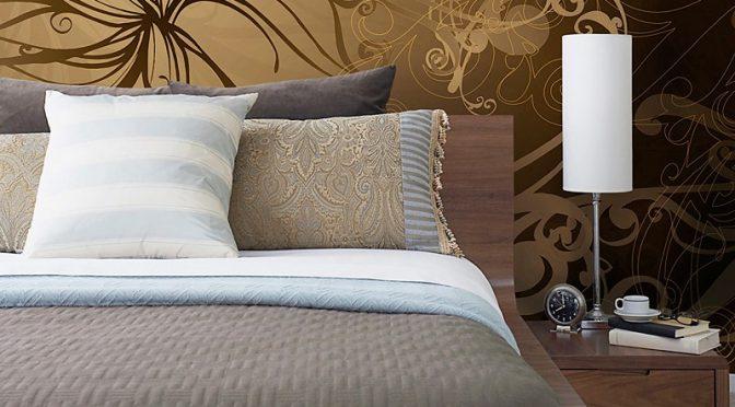 Komar Gold Wall Mural – Opulent Designs in Rich Gold