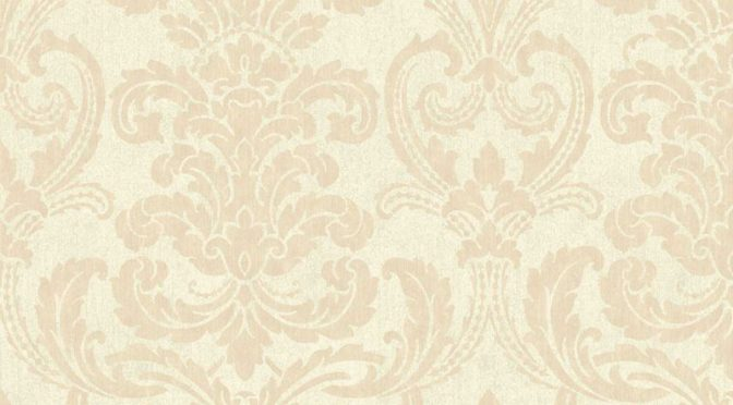 Arthouse Bari Damask Champagne Glitter Wallpaper – Ambiente Collection