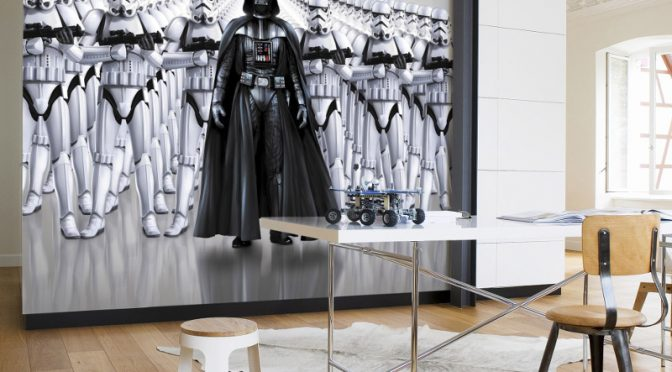 Star Wars Imperial Force Wall Mural – Stunning Designs