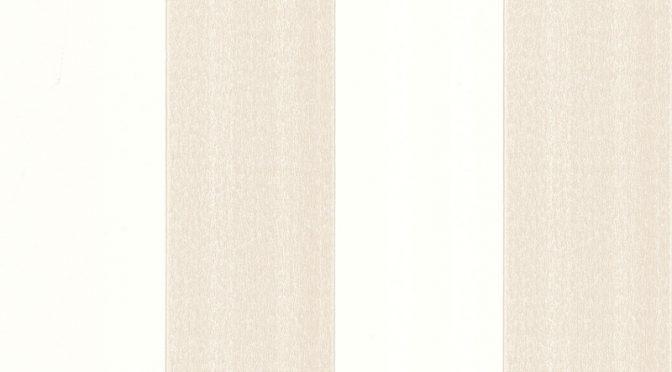 Little Greene Broad Stripe Wallpaper in Calcare – Dining Room Wallpaper