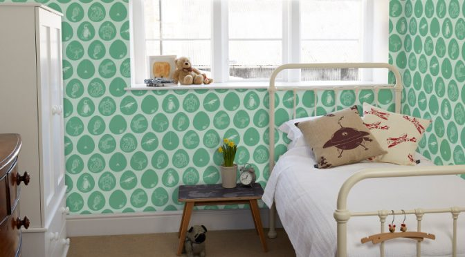 Paperboy Wallpaper – Which Came First Mint Wallpaper