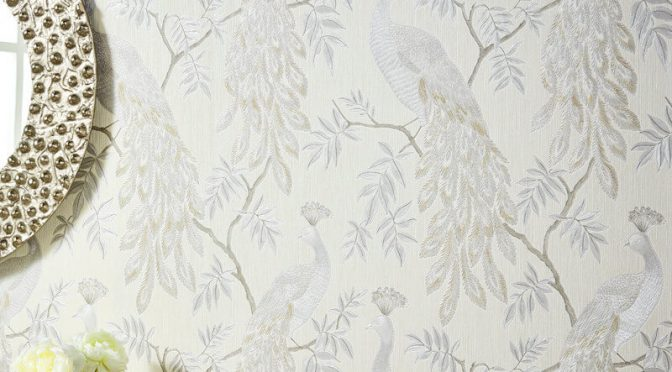 Arthouse Lazzaro Glitter Wallpaper