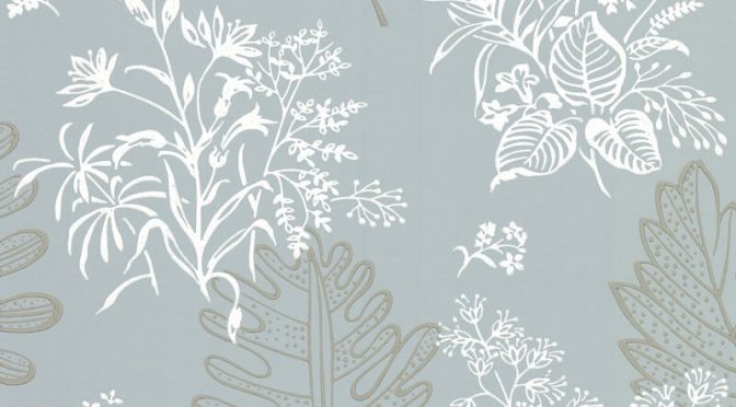 Little Greene Norcombe Wallpaper