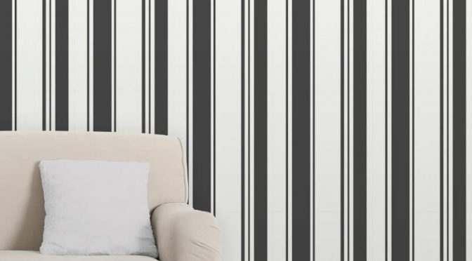 Fine Decor Isobelle Stripe Wallpaper