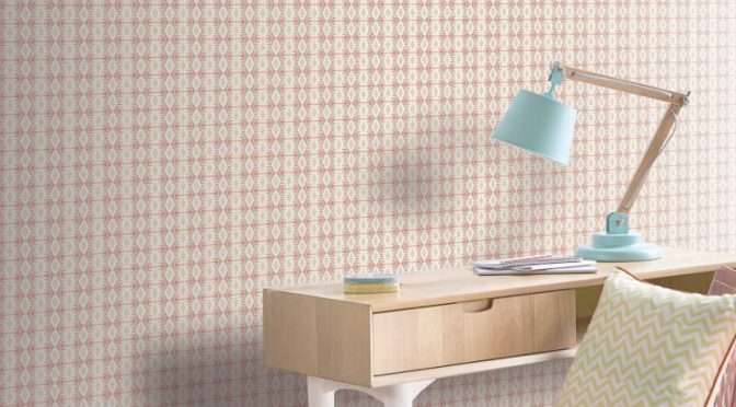 Arthouse India Stripe Multi Wallpaper