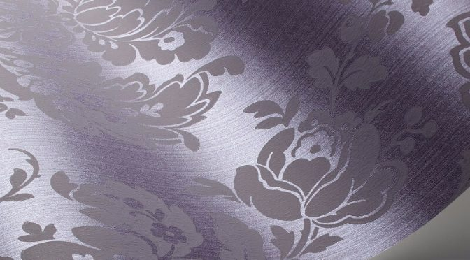 Cole & Son Giselle Plum Wallpaper