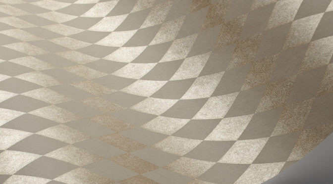 Cole & Son Titania Grey Wallpaper