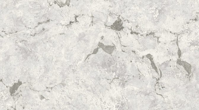 Marble Silver Metallic Wallpaper