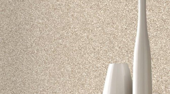Rasch Granite Effect Beige Wallpaper