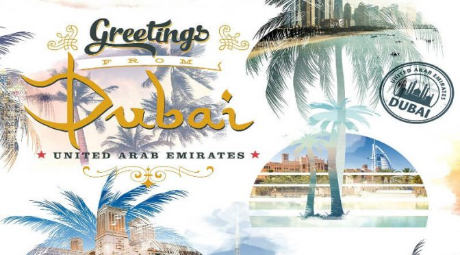 SK Filson Greetings from Dubai Multi Wallpaper