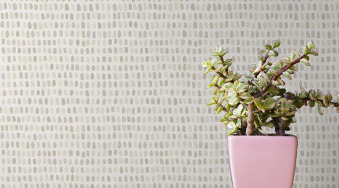 Holden Decor Dash Cream Wallpaper